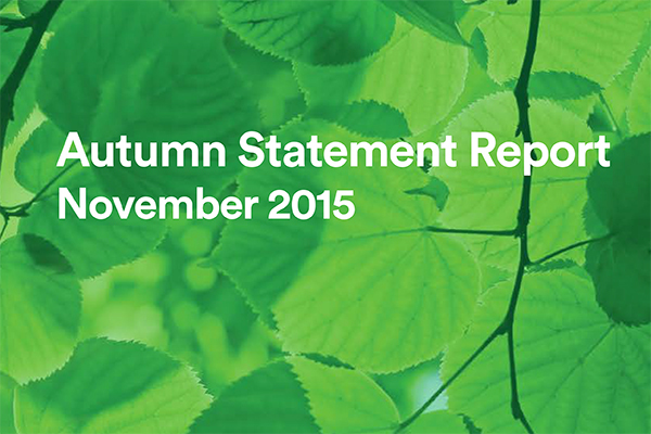 Autumn statement preview image
