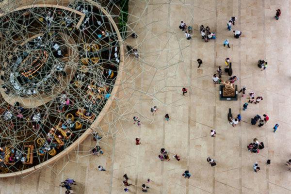 Aerial shot of people 600x400 rgb s
