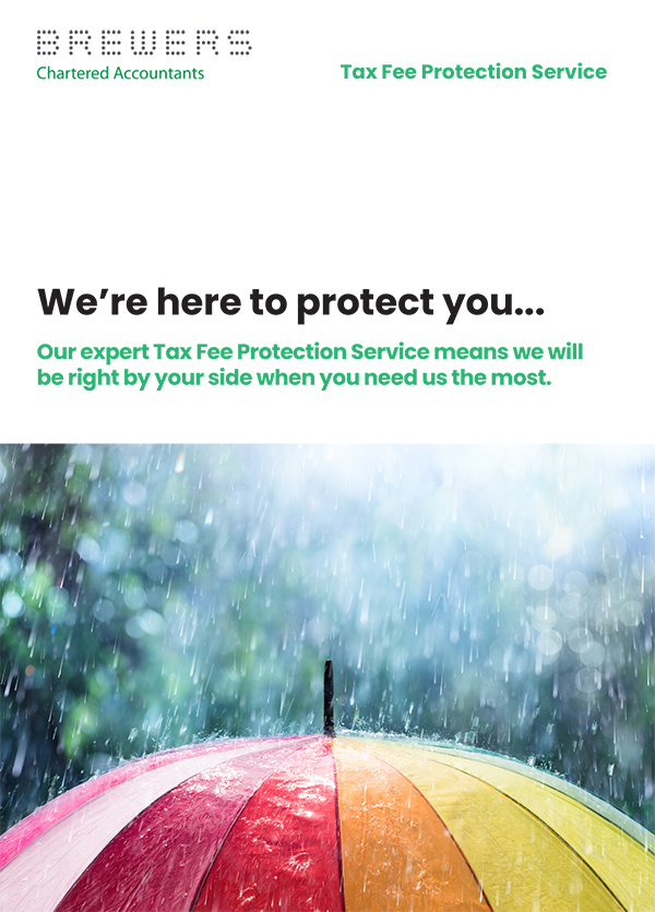 Brewers Fee Protection Insurance Leaflet