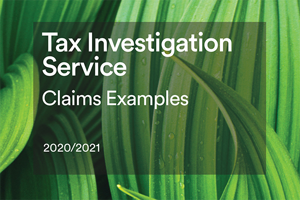 Brewers Tax Fee Protection Insurance Claims Examples