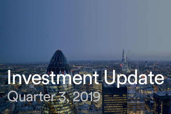 Investment update website image october 19